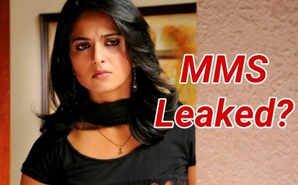 Anushka Shetty's Fake Nude MMS Scandal Video Leaked