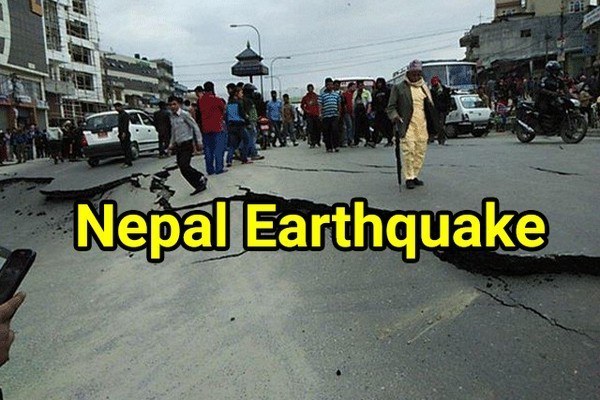 Nepal Earthquake Tremors Felt In AP across North India