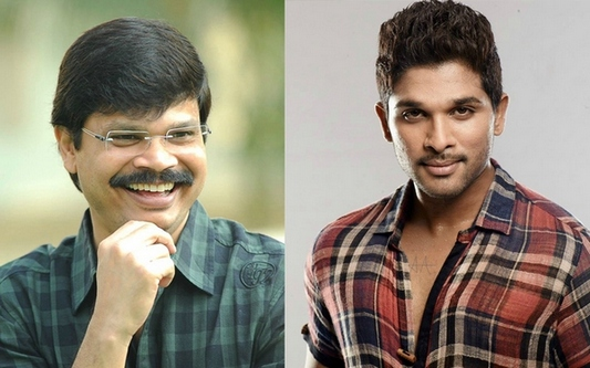 Allu Arjun Boyapati Srinu's movie shooting Latest details!!!