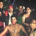 Baahubali Team Filmy Theme Party Celebration Photos