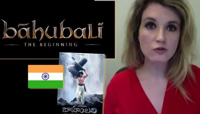 Hollywood Critic Grace Randolph Praises Baahubali