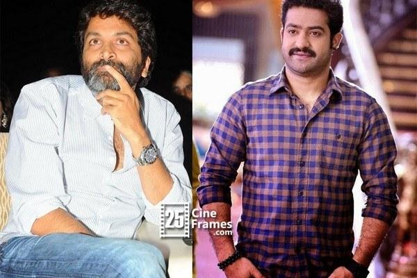 Jr NTR and Trivikram Srinivas Movie Confirmed