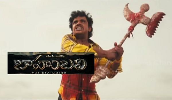 MUST Watch Perfectly Edited Baahubali Trailer Video Sampoornesh Babu Version
