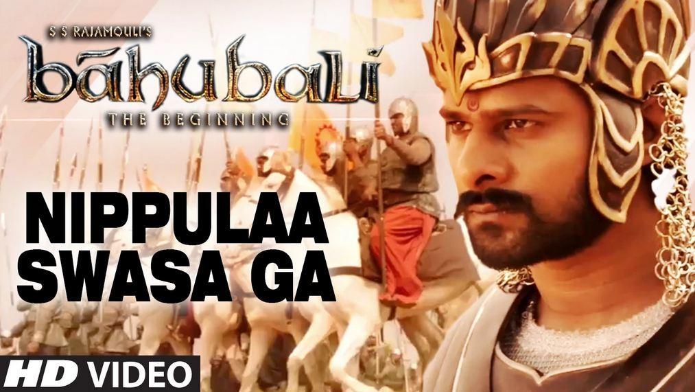 Nippule Swasaga FULL Video Song 2nd Video Song Release from Baahubali The Beginning