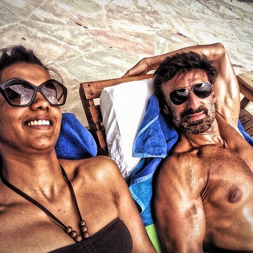 Top Heroine Mugdha Godse confirms her link-up with Character Actor! Rahul Dev