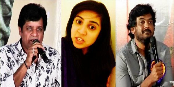 Ali and Puri Jaganath ANGRY REPLY To Her Stupid Video. She Never For Get In Her ENTIRE Life