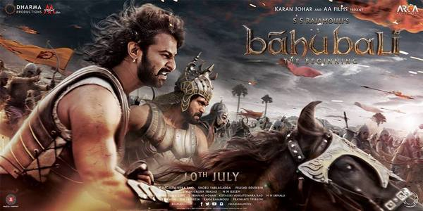Baahubali 1st Day First Day Collections Worldwide Area wise List