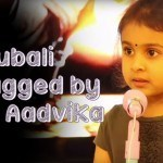 Must Watch Baahubali - Unplugged by Cute Aadvika Video