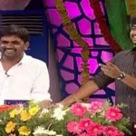 Actor Nani Naughty and Hot Comments on Anasuya at Maa Mahalakshmi