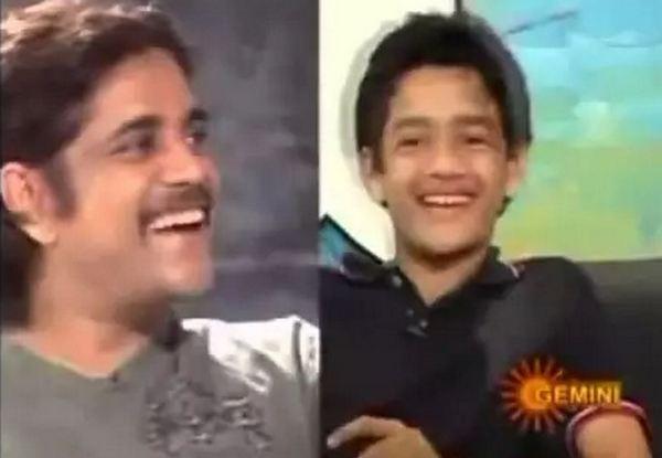 Akhil Akkineni Shares Secrets Video and Says Mahesh Babu is his Favourite Actor