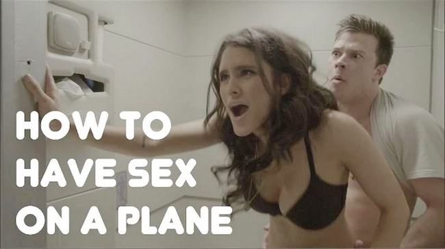 How to have sex in a plane