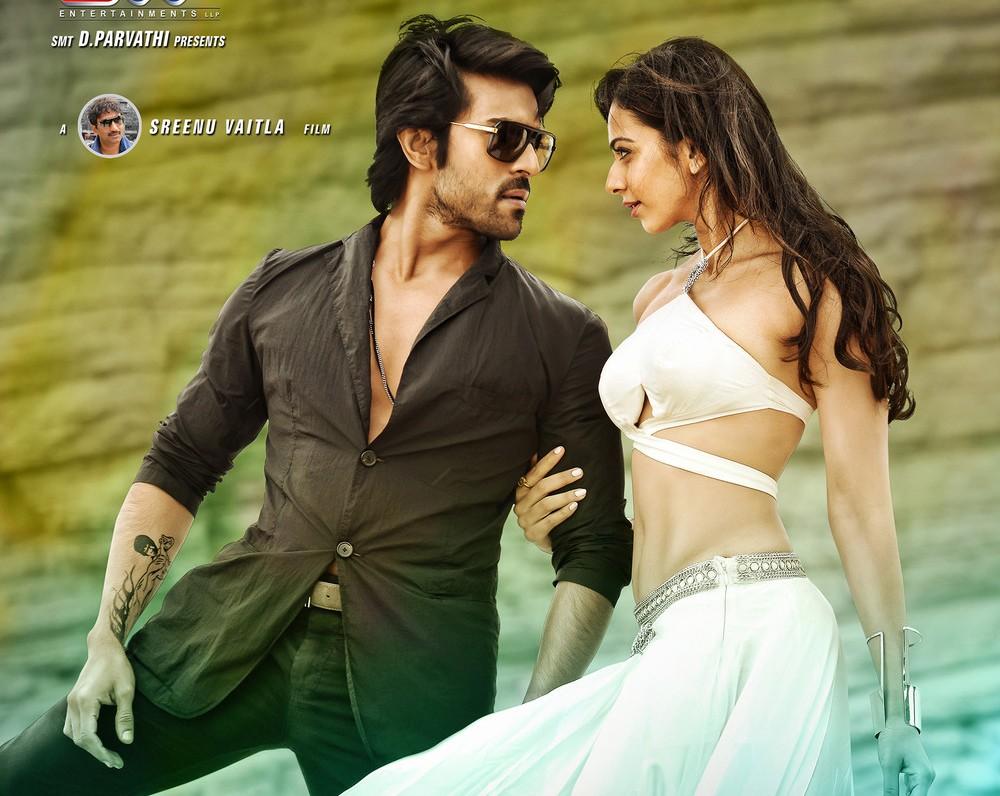 Jr Ntr Nannaku Prematho Movie First Look Ultra Hd Posters: Ram Charan Bruce Lee Movie Latest New ULTRA HD Posters