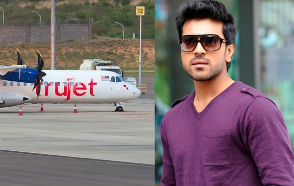 Ram Charan TruJet Airways Troubles For Mega Family