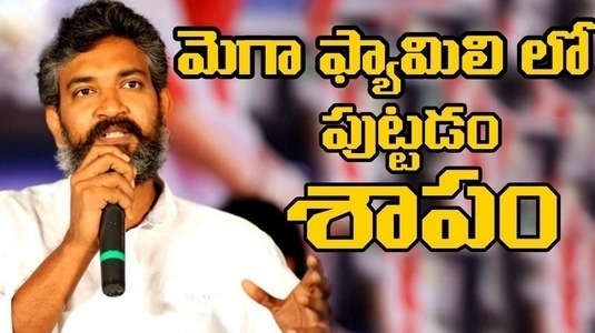 S S Rajamouli Sensational Comments on Powerstar and Mega Family