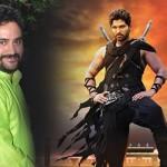 Allu Arjun – Gona Ganna Reddy's dialogues writer in Rudhramadevi is Rajasimha