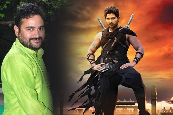 Allu Arjun - Gona Ganna Reddy's dialogues writer in Rudhramadevi is Rajasimha