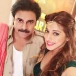 Pawan Kalyan Lakshmi Rai  Sardaar Gabbar Singh Movie Photos