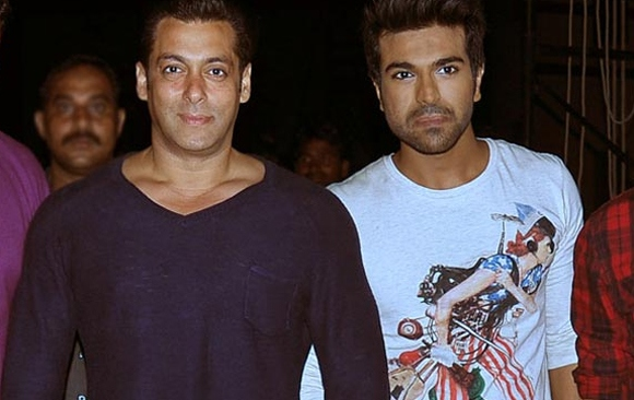Salman Suggested Ram Charan Not To Act As A Hero