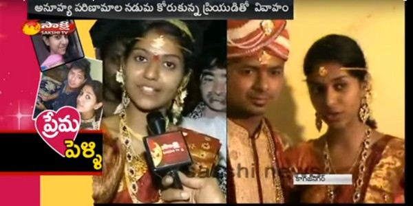 Telangana Folk Singer Madhu Priya Marraige Exclusive Video I Had to Faced So Many Problems Interview