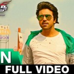 Bruce Lee - The Fighter Telugu Movie Run - Full Video Song 1080P  Ram Charan & Rakul Preet Singh  Sai Sharan & Nivaz