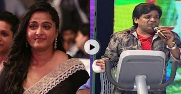 Comedian Ali Controversial Comments On Anushka Shetty And Raghavendra Rao