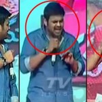 Actor Manchu Manoj Warning To Anasuya On Stage For Insulting Sri Vidyanikethan Students