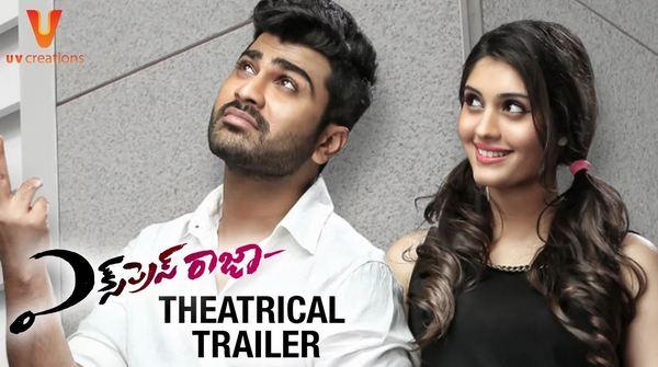 Express Raja Theatrical Trailer 1080P HD Video Sharwanand Surabhi