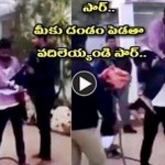 Jr NTR Fun Behaviour With Assistant Director, Made Every One Stunned In Sets. Footage Going Viral