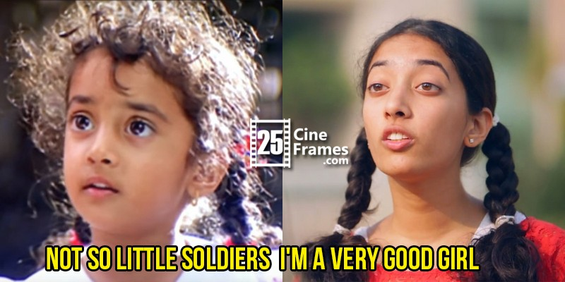 Little Soldiers Peddavallu Ayyaru Not So Little Soldiers I'm A Very Good Girl HD 1080P Video