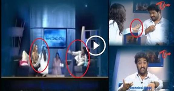 NTR Unseen Funny Behaviour - You Never Stop Smiling Like him with Love