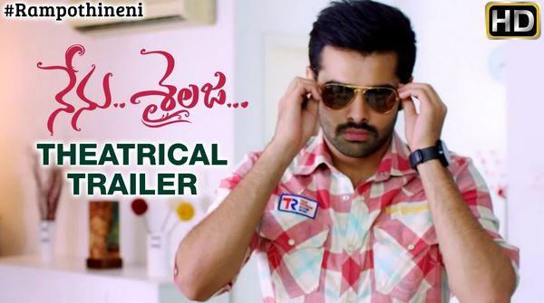 Nenu Sailaja Theatrical Trailer 1080P HD Video Ram Pothineni Keerthi Suresh DSP Sri Sravanthi Movies