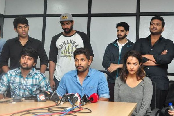 One Candle Is Also Enough - Allu Arjun says Emotionally Allu Arjun requests people to help Chennai people