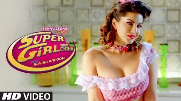 Sunny Leone Super Girl From China 1080 HD Video Song Kanika Kapoor Mika Singh