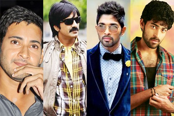 Tollywood Stars Telugu Heros Donations Complete List for Chennai Floods Victims
