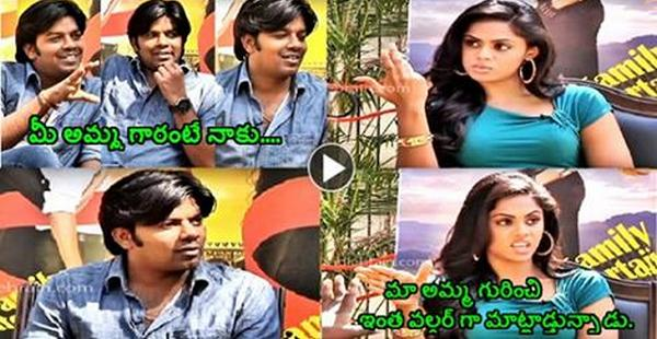 Actress Karthika fires on Sudigali Sudheer in a Interview, You Can't Imagine What happens next