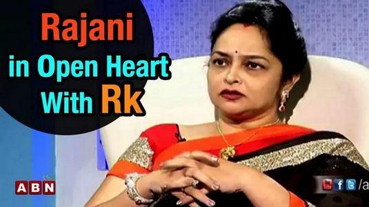 Actress Rajini Reveals her Releationship Between Actor Rajendra Prasad