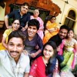 Allu Arjun Family Photos | Stylish Star, Bunny Wife Sneha Reddy and Son Allu Ayaan, Daughter Allu Arha