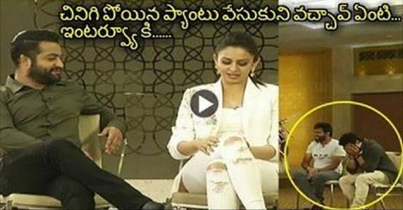 Nannaku Prematho Team Funny Chit Chat
