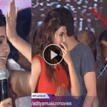 Samantha Open Up about her Love Affair in an Event Even Anchor Suma also Shocked
