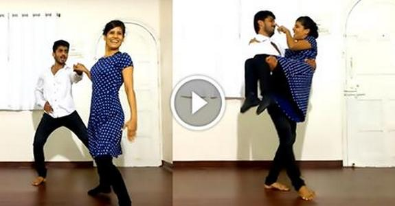 This Couple Uploaded Their Personal Dance Video To Youtube. Viewers Became Speechless
