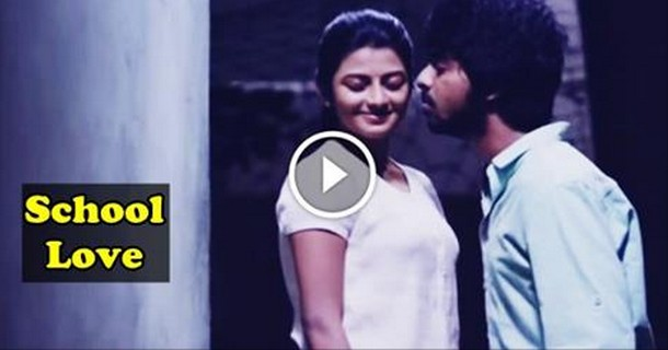 This LOVE Scene In this Movie Will Definitely Remember Your SCHOOL DAYS