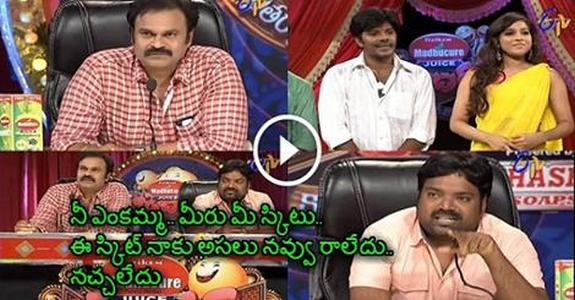 First Time In Jabardasth Nagababu Saying Directly I Didn't Laugh For This says Mehar Ramesh