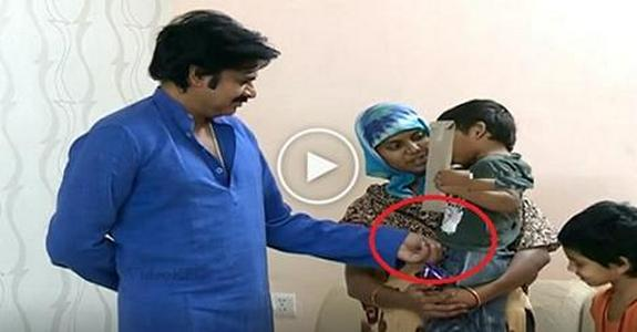 Pawan Kalyan Real Behavior With this Kid Surely Unbelievable, After This You Love towards Him Increases