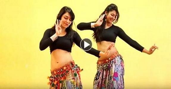 Teenage Girls Dance Practice In A Room. I Bet Boys Can't Watch This Without Noise