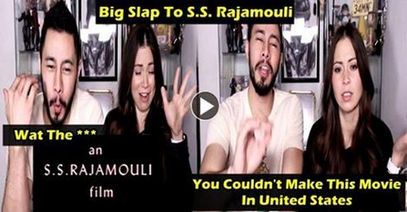 This Foreign People Put A Video About Rajamouli Baahubali After Watching His Movie