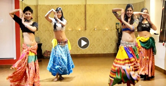 Watch This Girls Dance You Can't Blink Your Eyes