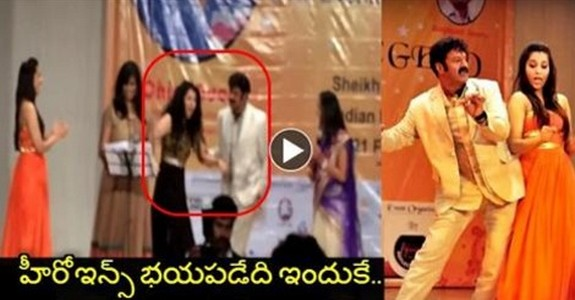 You will Never Forget This Performance Of Balakrishna With Rashmi Gautam Unbelievable