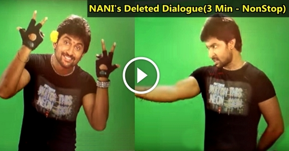 Nani's Deleted Dialogues From his Recent Movie. Why The Director Deleted This EPIC Scene.