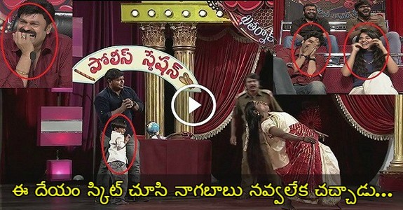 One More Super Horror Skit Of Bhaskar See The People's Reaction They Can't Controlling