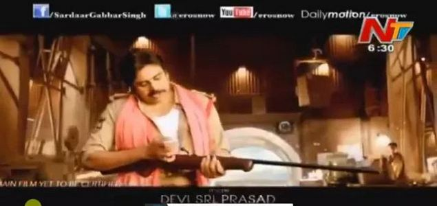 Pawan Kalyan Sardaar Gabbar Singh New Dialogue Teaser Video